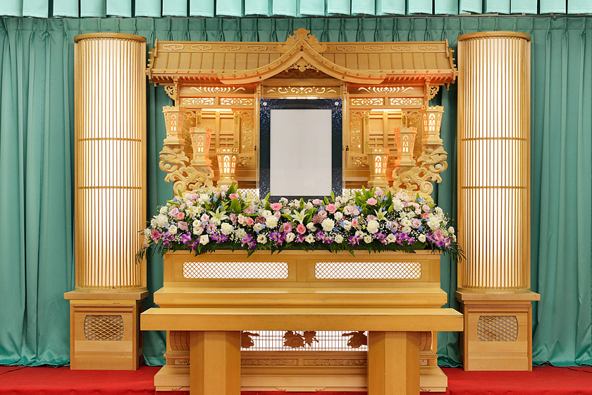 写真:自宅葬プランイメージ