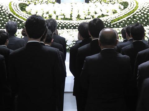 写真:社葬・合同葬イメージ