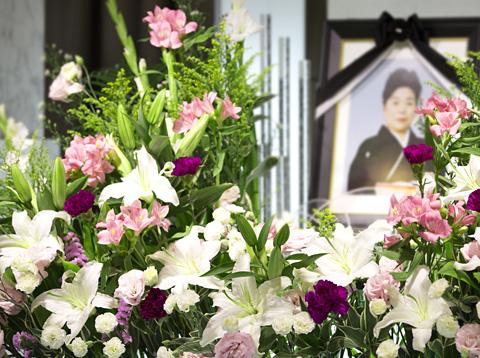写真:お別れ会・偲ぶ会イメージ